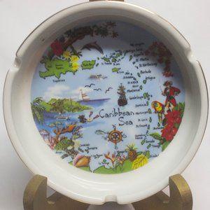 Other - Caribbean Sea ashtray